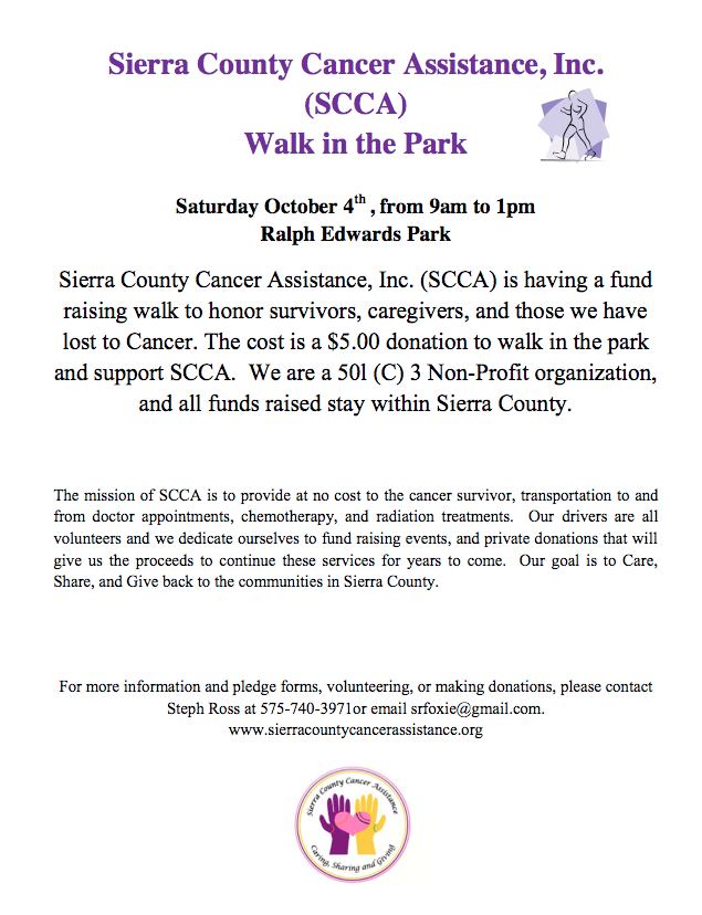 SCCA Walk in the Park 2014